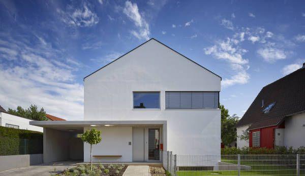 wohnhaus h mainz von marcus hofbauer architekt mainz. Black Bedroom Furniture Sets. Home Design Ideas