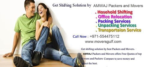 AMWAJ Movers  is a #Professional #moving #company in #Dubai offering House moving, office shifting and other Relocation services in Dubai..
