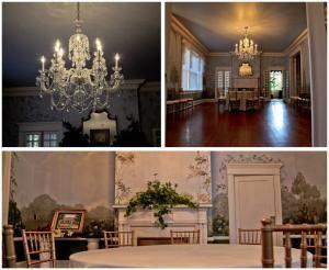 Outdoors wedding venues in commerce ga