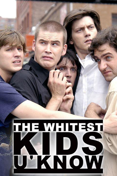 The Whitest Kids U'Know (2007– ) - A sketch comedy show involving five friends. -   Creators: Sam Brown, Zach Cregger, Trevor Moore, Darren Trumeter, Timmy Williams, Jim Biederman -  Stars: Trevor Moore, Sam Brown, Zach Cregger - COMEDY