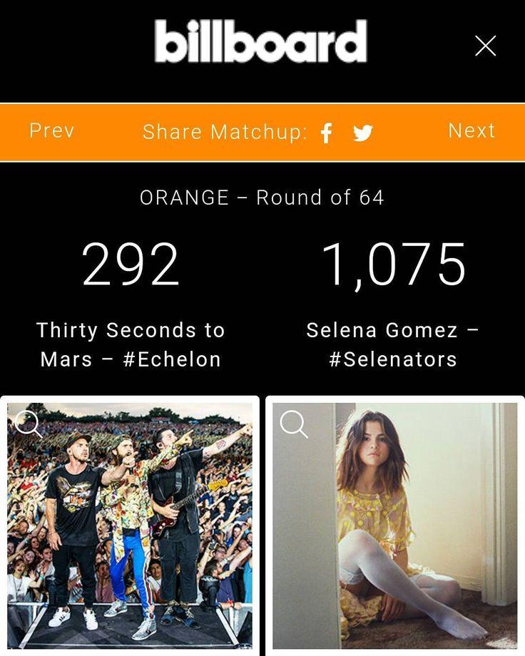 Vote for @selenagomez#FanArmyFaceOff Billboard [Link in Bio]  Vota por #SelenaGomez#FanArmyFaceOff Billboard [Enlace en nuestra Biografía]  #Selena #Selenator #Selenators #Fans