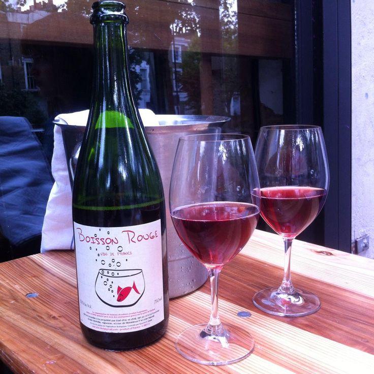 Boisson Rouge cidre.