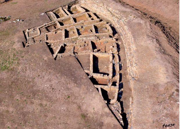 As portas tapiadas de CastroMaior. Últimas noticias sobre a conquista (romana) de Galicia | Capítulo 0