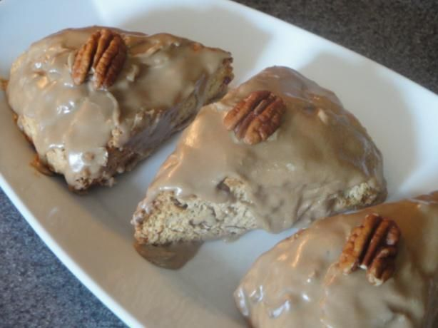 17 Best images about Scones on Pinterest   Glaze, Oatmeal scones and ...