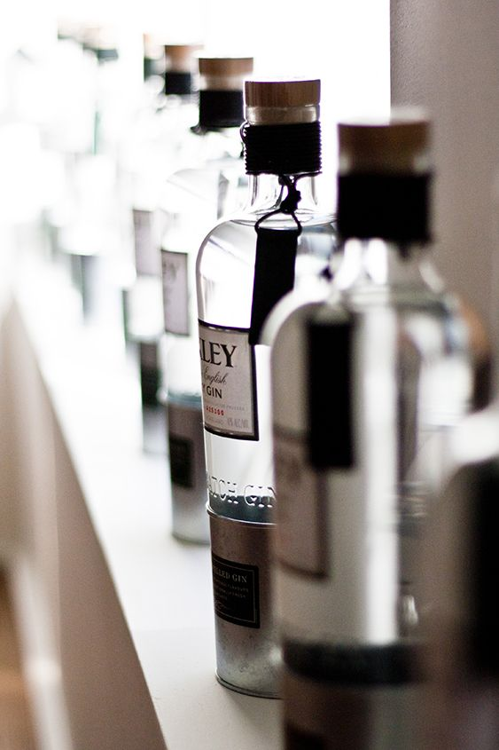 Pasión Habanos - Actualidad - Noticias de actualidad - La ginebra Premium Oxley en el Habanos Day: