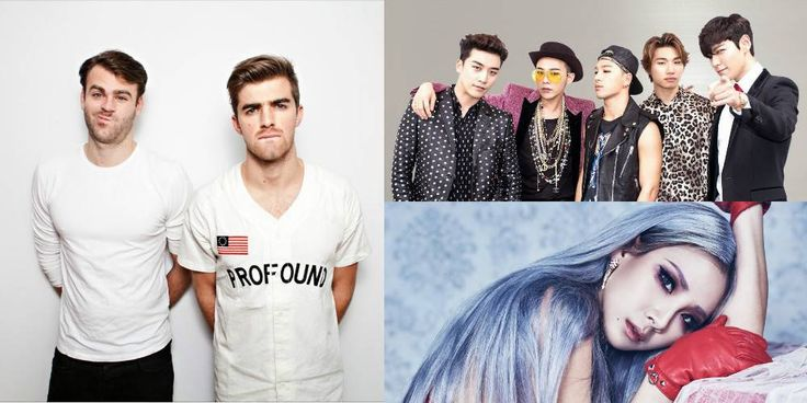 The Chainsmokers name Big Bang and CL as their favorite K-Pop artists http://www.allkpop.com/article/2017/04/the-chainsmokers-name-big-bang-and-cl-as-their-favorite-k-pop-artists