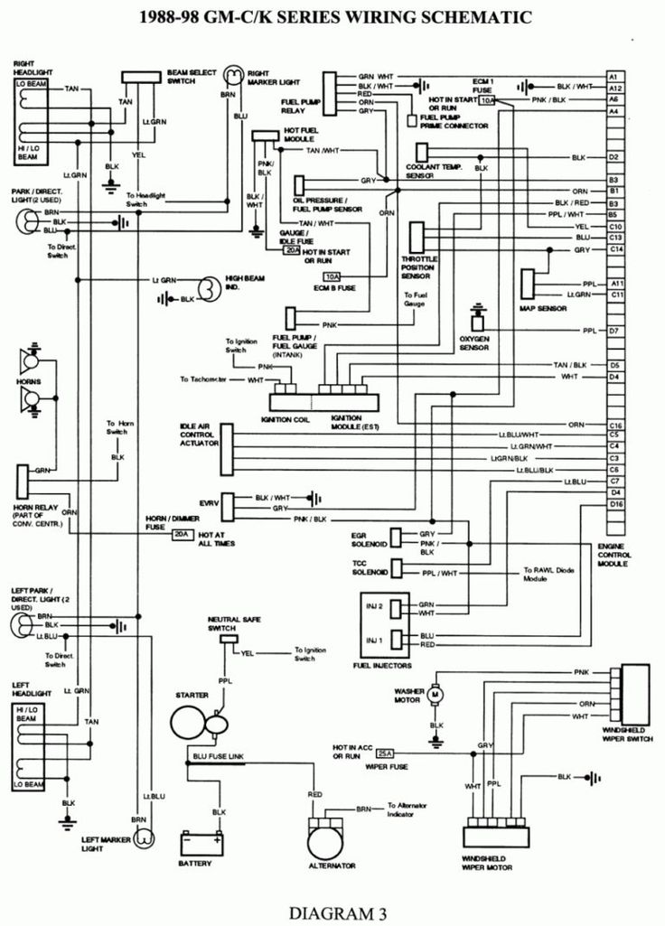 Jvc Car Stereo Wiring Diagram Color from i.pinimg.com
