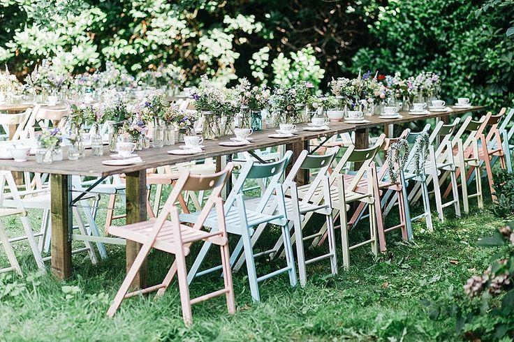 Hochzeitsdekoration leihen! Von Vintage Geschirr, über Stühle bis hin zu Girlanden | Hochzeitsblog - The Little Wedding Corner