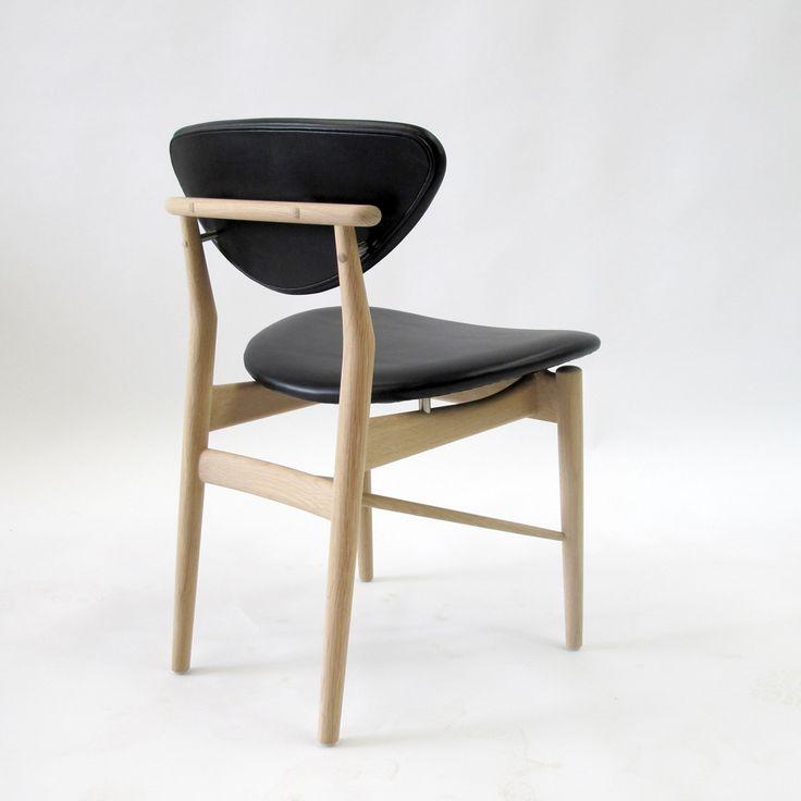 Finn Juhl, Model 108 side chair, 1948.