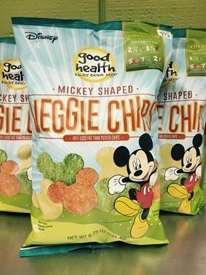 Disney Mickey Shaped Veggie Chips Vegetables 1 Big Bag 6.75oz Mickey Mouse 130 Calories for 35 Chips Kids Fun Healthy Snack Disney http://www.amazon.com/dp/B0181PS3MM/ref=cm_sw_r_pi_dp_w66uwb1H55QRD