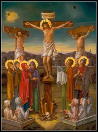 """""""Πλήρωσε"""" ο Χριστός επάνω στο Σταυρό!"""