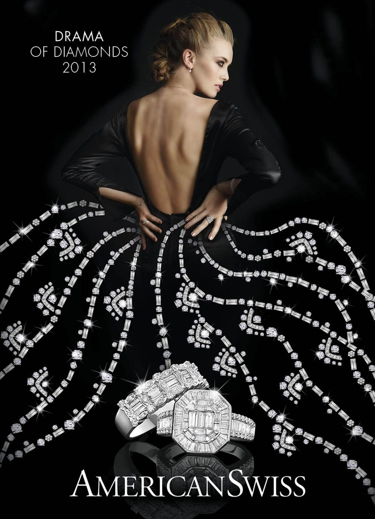 #2013DiamondCollection available @AmericanSwiss designed by world-renowned jeweller @Craig Jacobs #IHEARTSWISS http://www.americanswiss.co.za/catalogues/winter-diamonds/