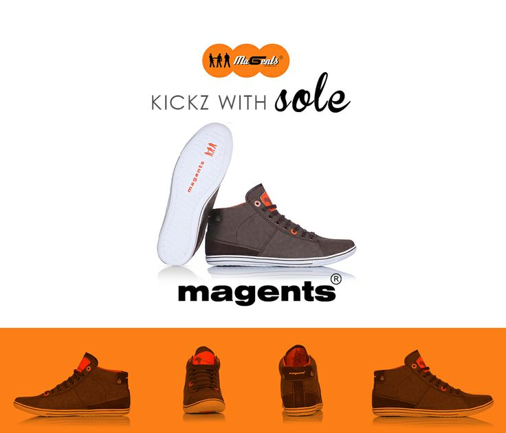 #magents kickz  Style name: Kickazz  Colour: Brown  Online @ www.magents.co.za Twitter @Magents Crew