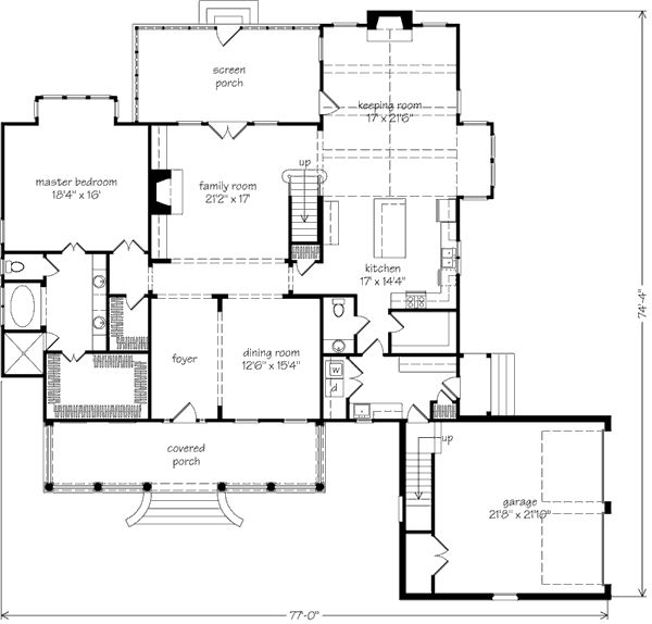 Sl 1312 1st Floor Nice Flow Good Room Sizes I Like The