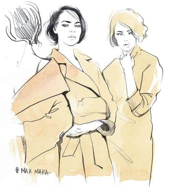 Золотая осень | Мода | Выбор VOGUE | VOGUE