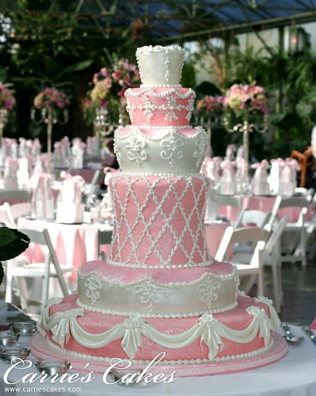 Couture Collection - Carrie's Wedding Cakes