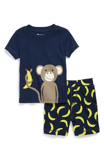 Tucker + Tate Two-Piece Fitted Pajamas (Toddler Boys) | Nordstrom