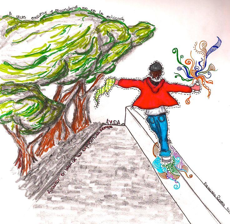 dando color a la vida y al entorno