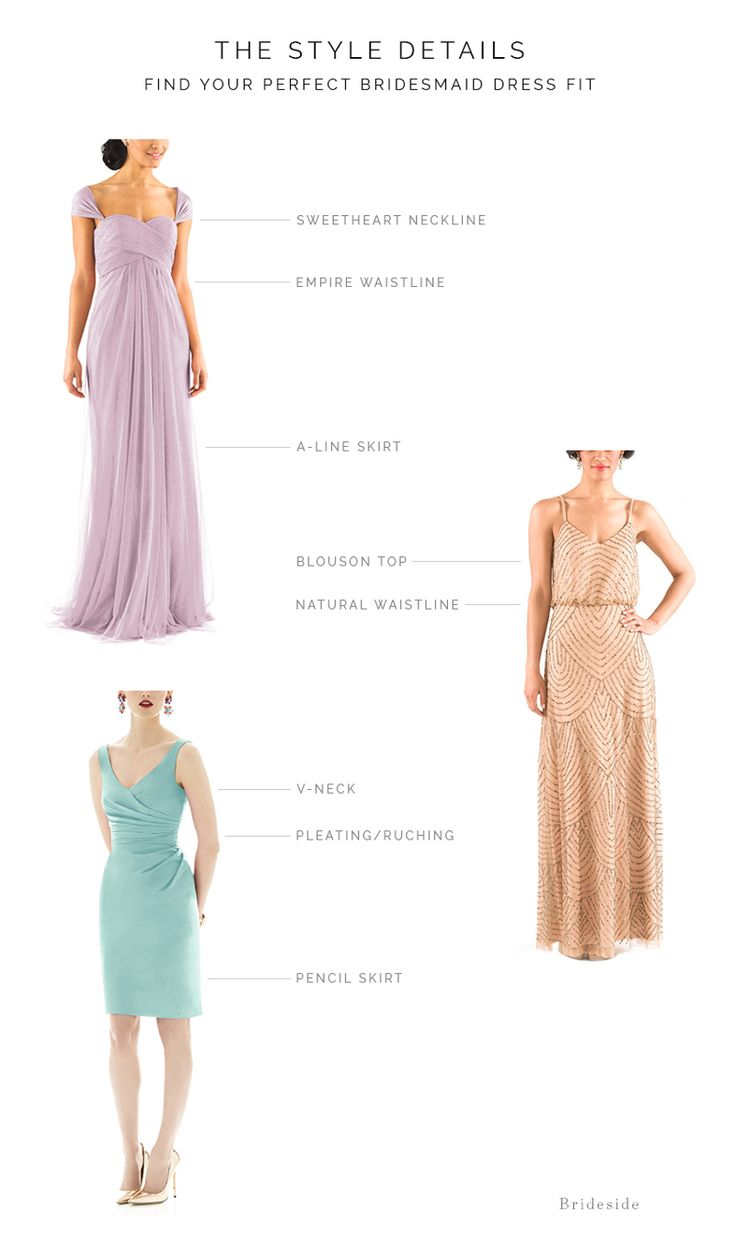 149 best mix match bridesmaid dresses brideside images on how to choose the best fit in bridesmaid dresses ombrellifo Images