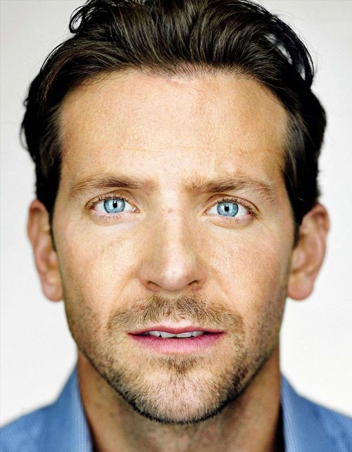 Bradley Cooper photographed by Martin Schoeller.