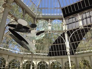 Nacho Criado - Palacio Cristal by PAC: Plataforma de Arte Contemporáneo, via Flickr