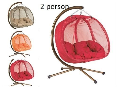 Hammock-Swing-Chair-Outdoor-Patio-Furniture-Canopy-Stand-Hanging-Garden-2Person