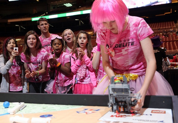 Lego and Robotics Competitions - Need to see if there are leagues in FL.  Can our co-op create a  league?