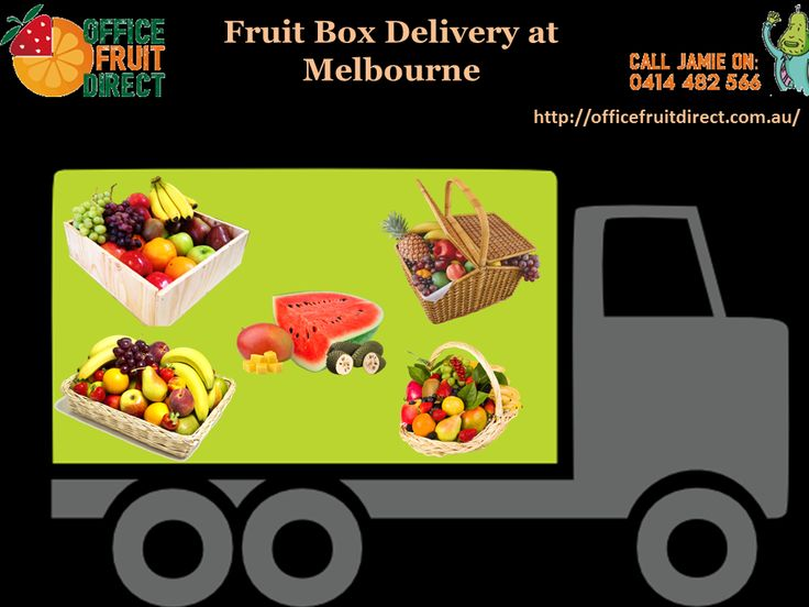#Fruit #Box #Delivery at #Melbourne  Source: http://officefruitdirect.com.au/