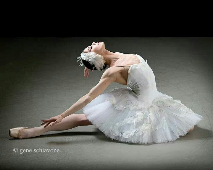 Natalia Osipova /photo by Gene Schiavone