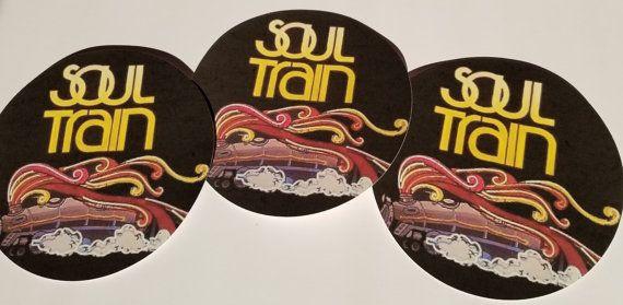 Set of (4) Soul Train Party Cutouts 70s Party Soul Train Party 70s Party Ideas Soul Train Party Ideas