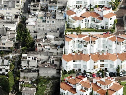 Messico, la «sottile linea» che separa povertà e ricchezza