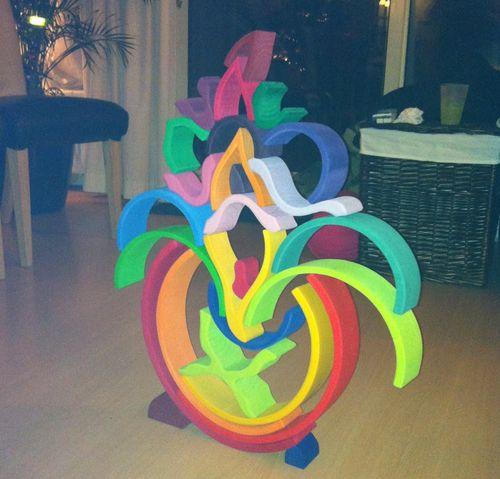 Grimms Rainbow Ideas Wooden Toys