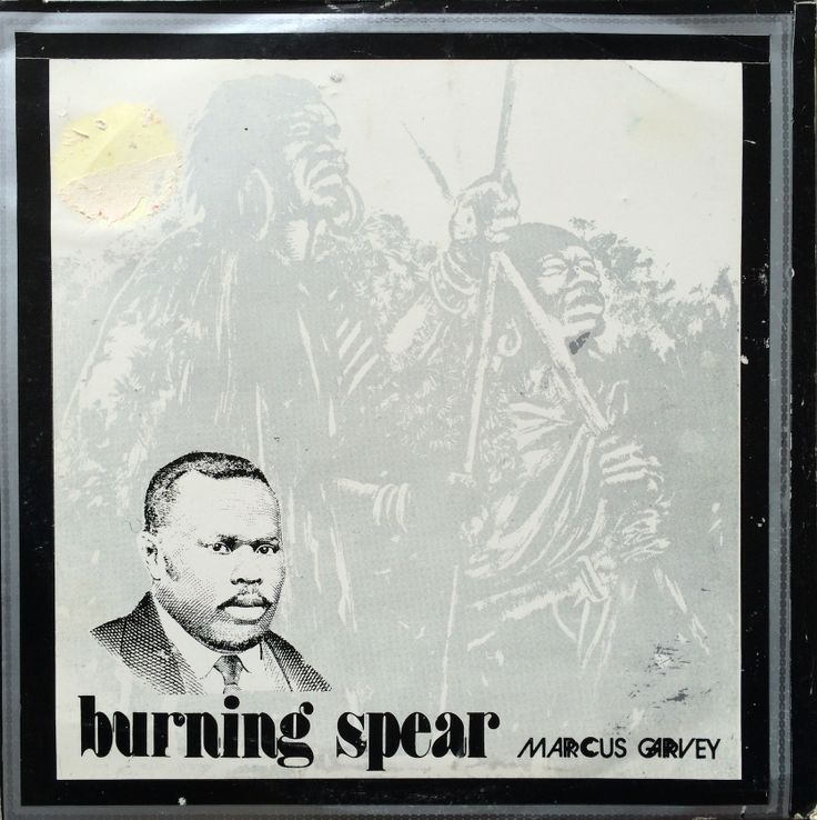 Burning Spear - Marcus...