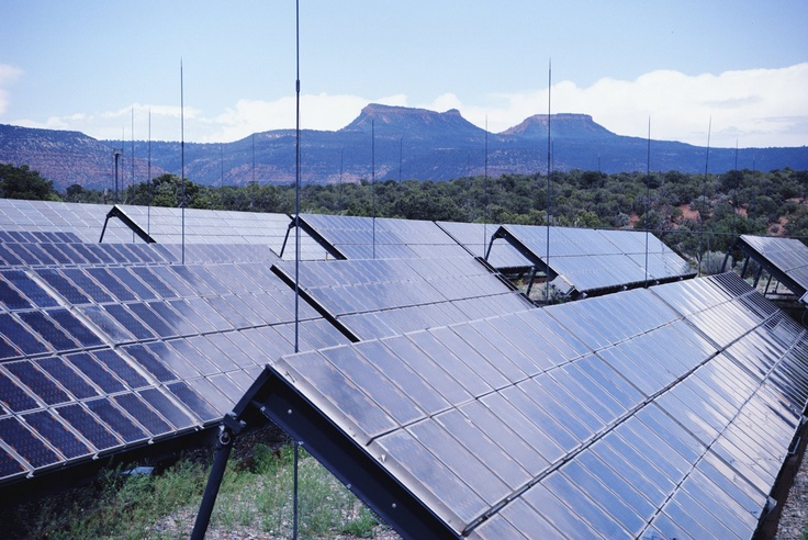 Japan Rides High on Solar Wave.