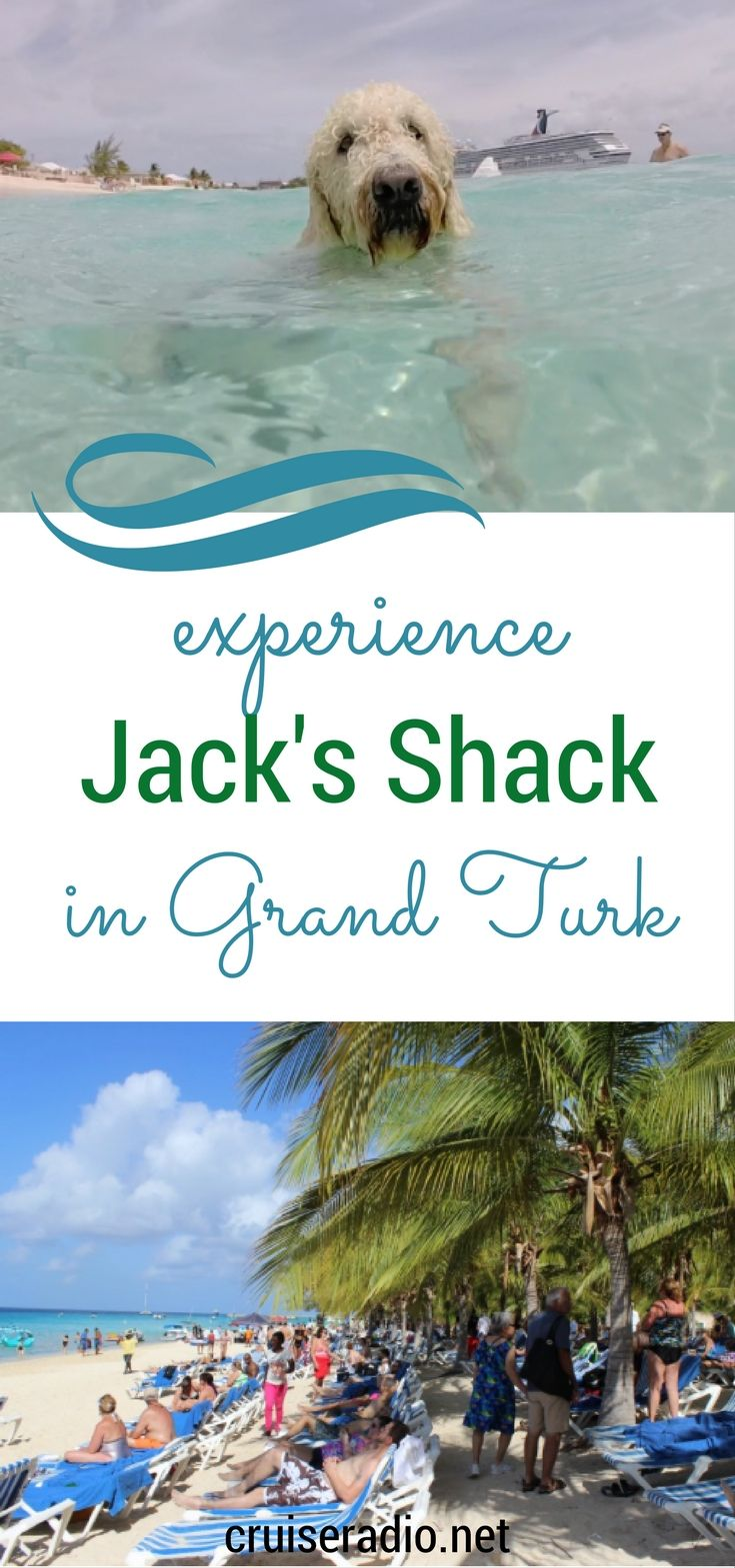 Experience Jack's Shack in Grand Turk