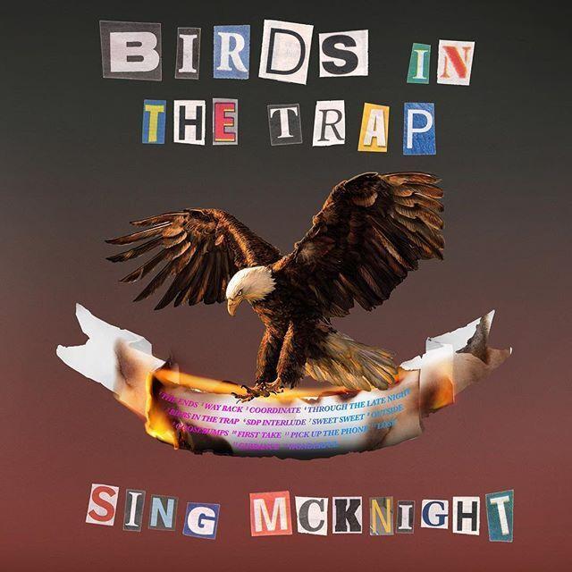 TravisScott – Birds in the Trap Sing McKnight [Tracklist + Album Art] Lyrics   Genius Lyrics
