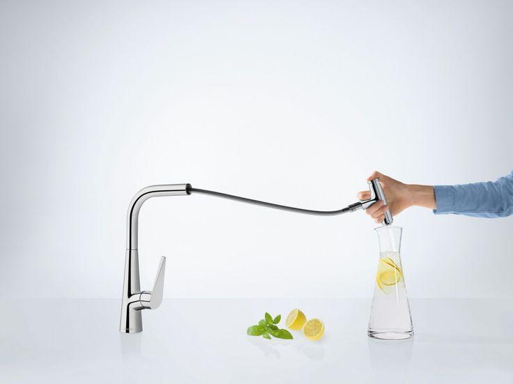 I rubinetti per la cucina