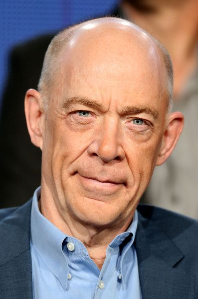 J.K. Simmons ...Great character actor. From JJ Jameson to Fletcher in Whiplash, he always steals the scene. He should win Best Supporting Actor for Whiplash.