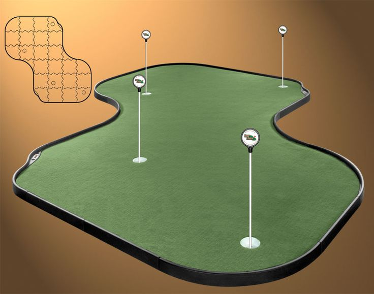 18 best Indoor / Office Putting Greens images on Pinterest | Golf ...