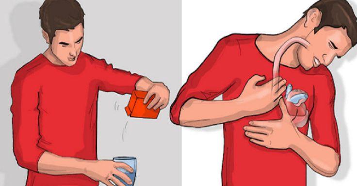 Descubre cómo diagnosticar la salud de los niveles de ácido en tu estomago. Solo…