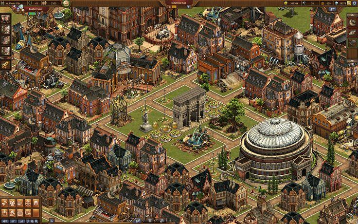 ** NET ** ANTIQUITÉ Forge of Empires - jeu de stratégie entièrement gratuit. Il vous propose de créer votre propre cité et de la développer à travers les siècles en commençant à l'Age de pierre. A chaque époque, vous construisez des bâtiments, partez lors de conquêtes militaires et élargissez votre zone d'influence. Bref, traversez les époques et forgez-vous un vaste empire.