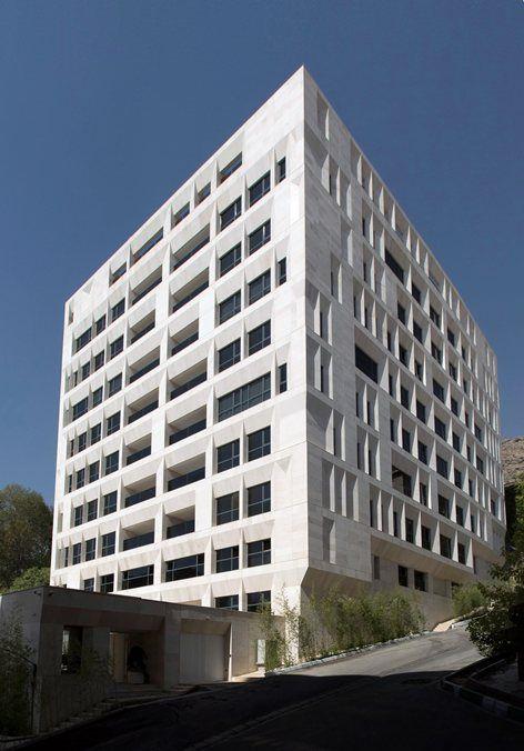 Sipan residential bldg, Tehran
