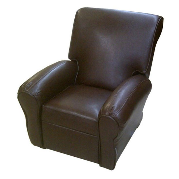 Toddler Leather Recliner Chair - Home Office Furniture Set Check more at http://invisifile.com/toddler-leather-recliner-chair/