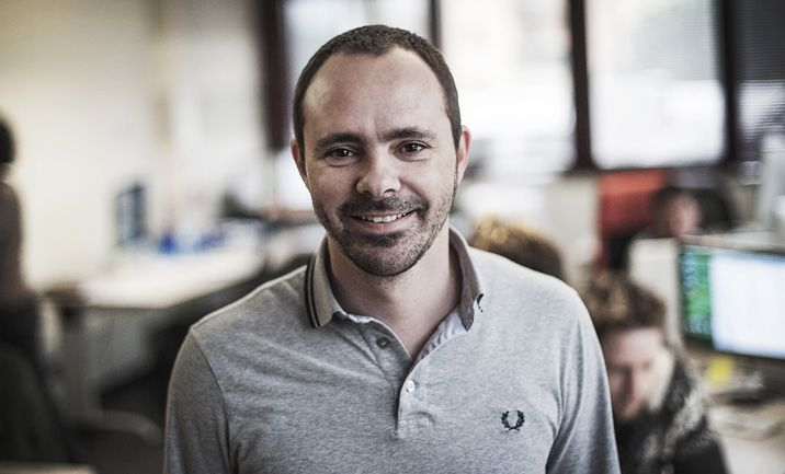 Fabio Merlin  CEO & Creative Director at AQuest Verona - Italy http://www.cssdesignawards.com/dd/design-stories-5-the-biggest-influences-on-my-work/33/