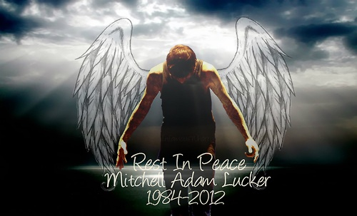 17 Best Images About R.I.P.-Mitch Lucker On Pinterest
