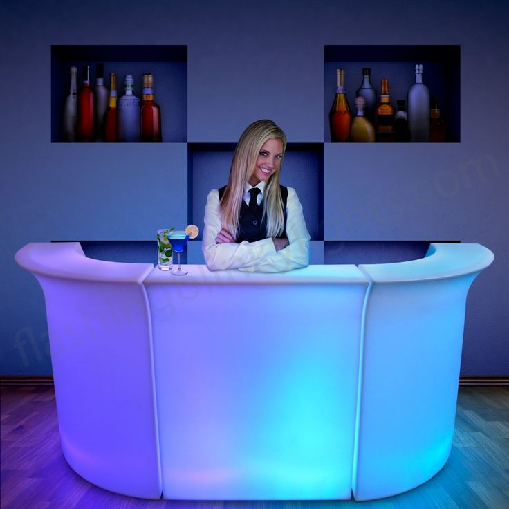 Glowing Review: LED Furniture NEW At FBL