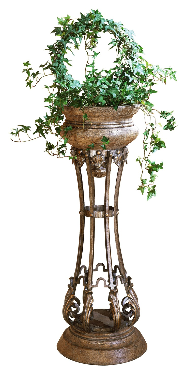 Metalworks Collection Jardiniere Plant Stand  Lampsplus