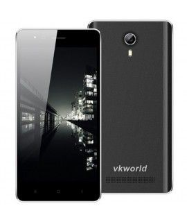 VKworld F1 4.5 inch Android 5.1 3G Smartphone MTK6580 Quad Core 1GB RAM 8GB ROM Dual Cameras GPS WiFi