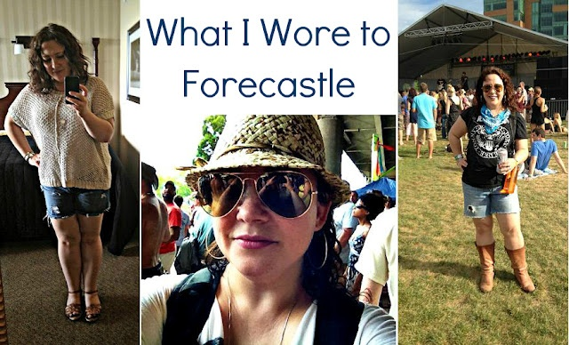 Wardrobe Oxygen: Forecastle Festival 2012 – What I Wore