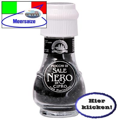 Die seltene Spezialität wird mit Holzkohle versetzt, die ihr die dunkle Farbe verleiht. Hier klicken: http://blogde.rohinie.com/2013/02/gewuerze/
